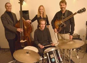 Live-Jazz: KATRIN FEIGE (Voc) und RICHARD GERLE (Git)