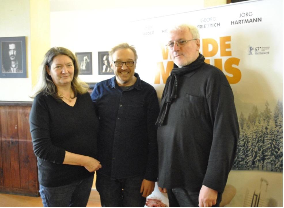 Foto 1 Darsteller & Regisseur Josef Hader zu Gast - Wilde Maus