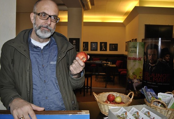 Foto 1 Bauer unser - zu Gast ist Regisseur Robert Schabus