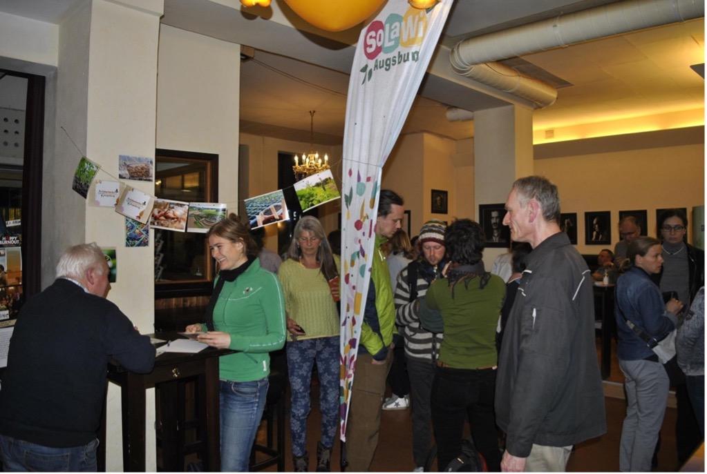 Solidarische-Landwirtschaft-Augsburg: Bauer unser