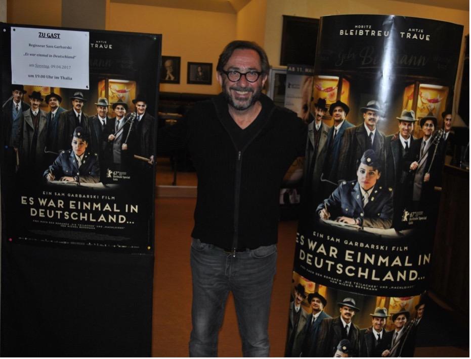 Regisseur Sam Garbarski zu Gast: ES WAR EINMAL IN DEUTSCHLAND
