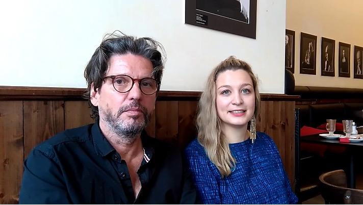 Foto 1 5 FRAUEN. Gäste: Regisseur Olaf Kraemer und Hauptdarstellerin Julia Dietze.