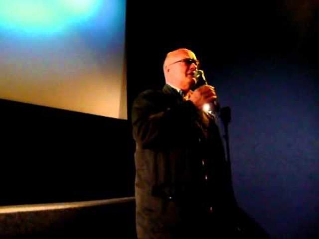 Zu Gast: Regisseur Betram Verhaag. CODE OF SURVIVAL