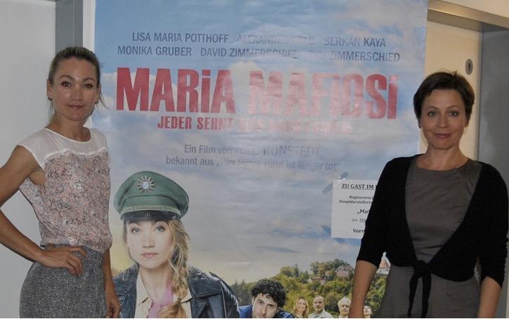 Premiere mit Lisa  Maria Potthoff: MARIA MAFIOSI