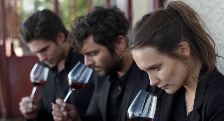 Weinprobe: DER WEIN UND DER WIND
