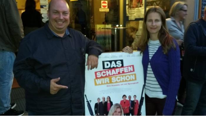 Zu Gast: Produzentin Moya Neilson - DAS SCHAFFEN WIR SCHON