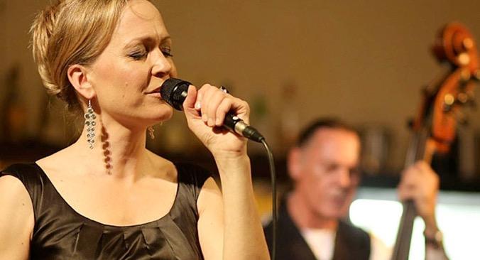 Live: KATHRIN FEIGE QUARTETT