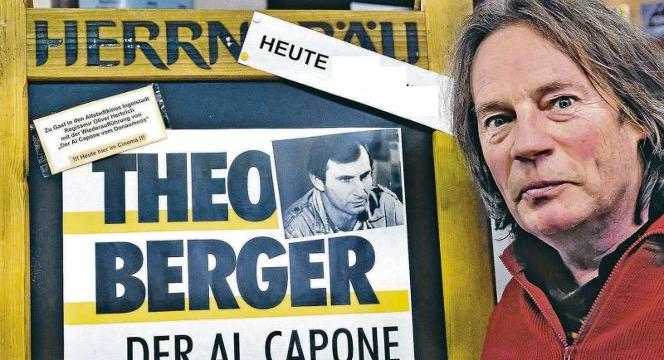 Foto 1 Regisseur Oliver Herbrich zu Gast: THEO BERGER
