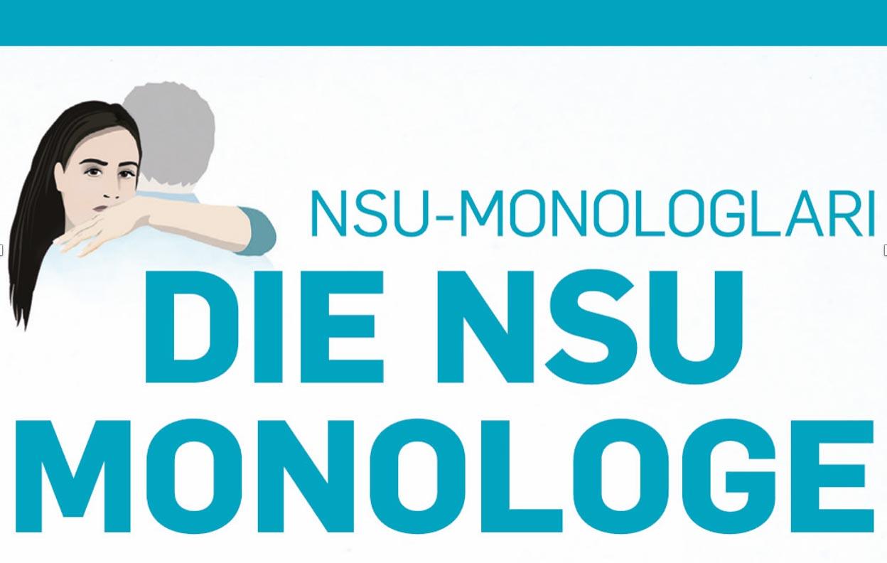 Die NSU Monologe