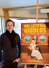 Zu Gast: Regisseur Stephan Bergmann - DIE LETZTEN GIGOLOS.