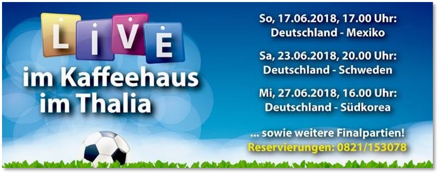Live: Fussball WM