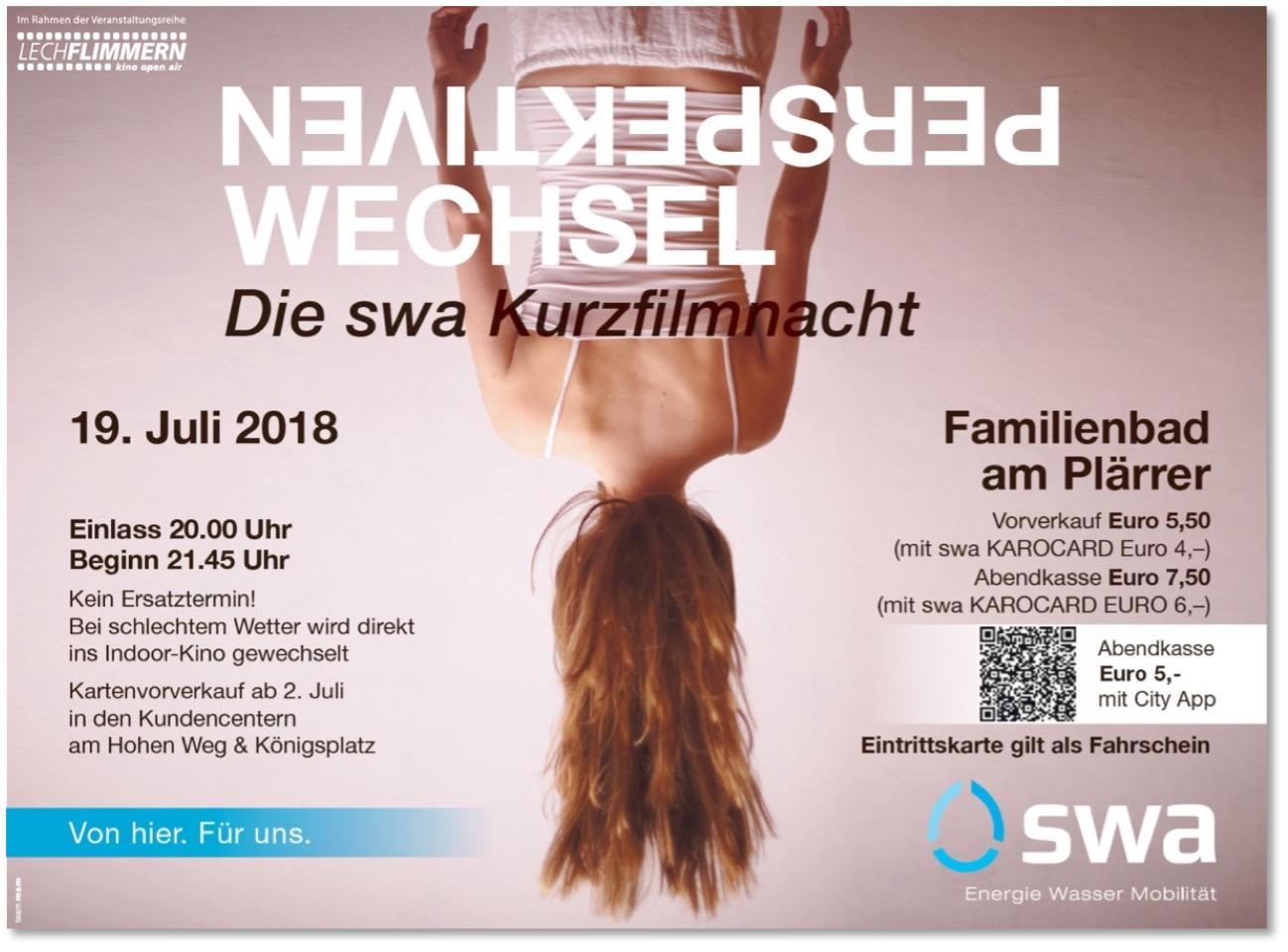 Foto 2 swa-Kurzfilmnacht: Perspektivwechsel