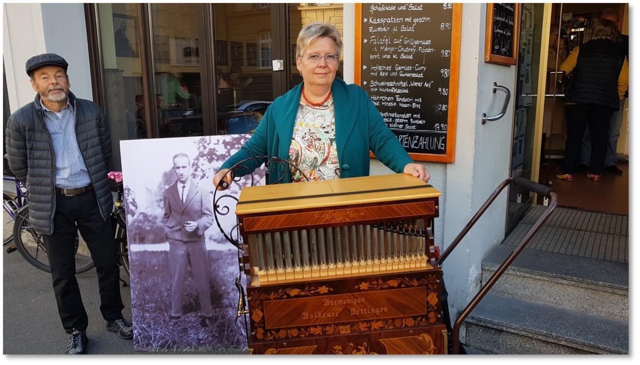 Zu Gast in Augsburg: MACKIE MESSER