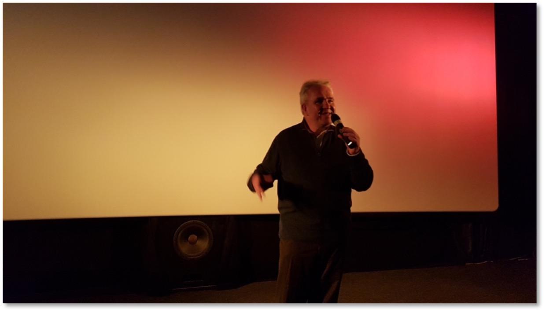 Zu Gast in Augsburg: Regisseur Philip Gröning