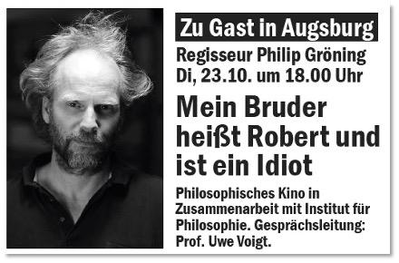 Foto 2 Zu Gast in Augsburg: Regisseur Philip Gröning