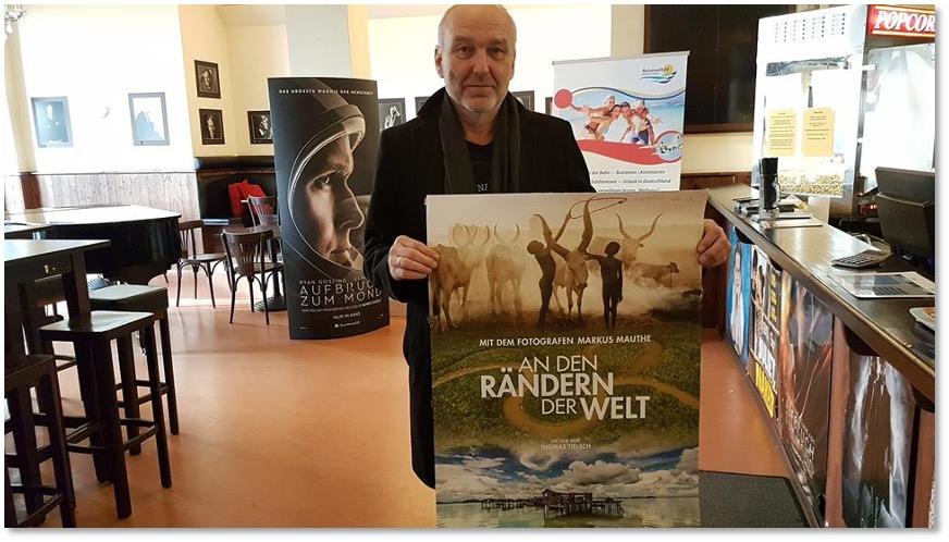 Zu Gast: Regisseur Thomas Tielsch.