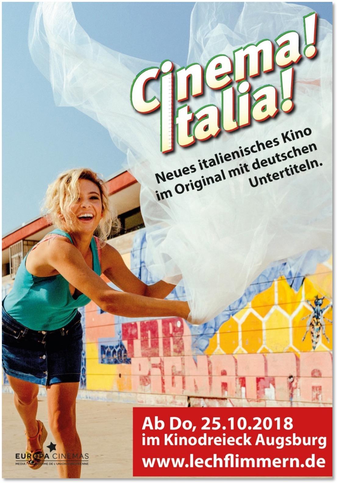 Cinema Italia!