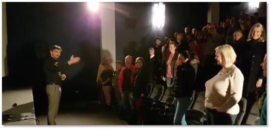 Zu Gast in Augsburg: Der Klang der Stimme