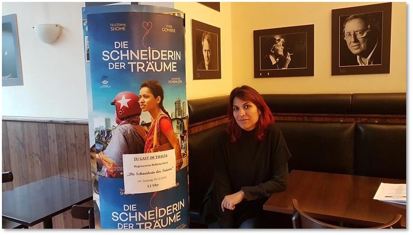 Die Schneiderin der Träume - zu Gast Regisseurin Rohena Gera.