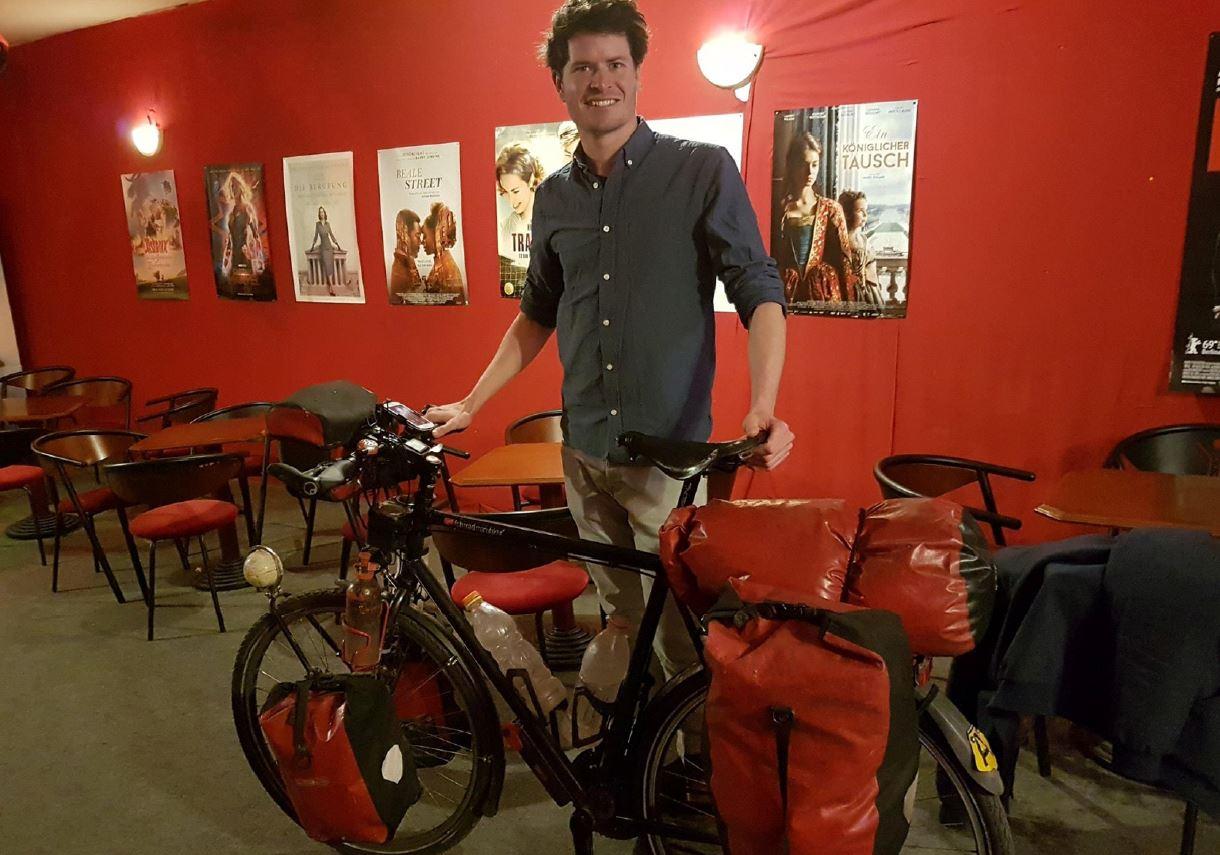 Anderswo - Allein in Afrika - zu Gast: Nathanael Pahnke.