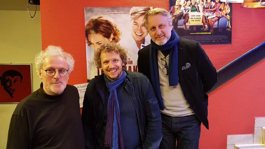 Trautmann - Zu Gast: Marcus H. Rosenmüller,  Produzent Robert Marciniak.