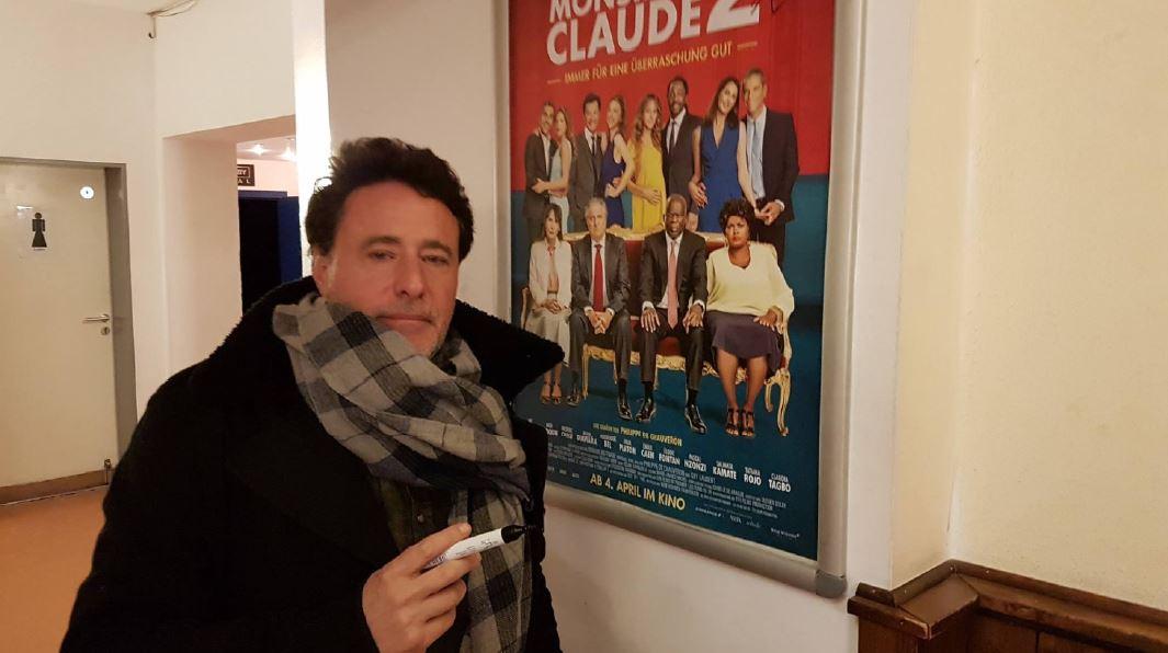 Monsieur Claude 2 - Zu Gast: Regisseur  Philippe de Chauveron.