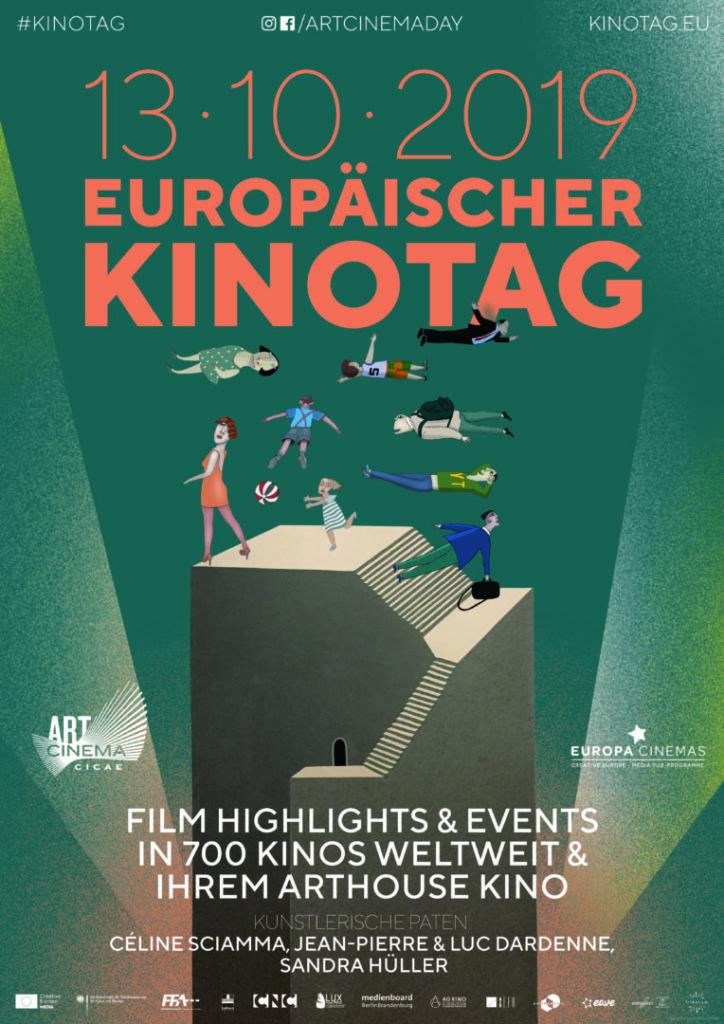 Foto 1 European  Arthouse Cinema Day 2019