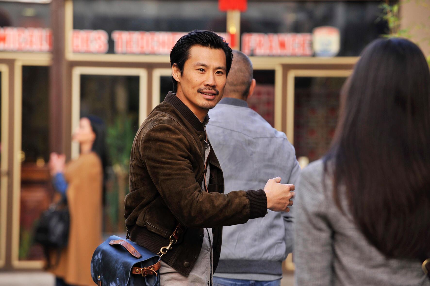 MADE IN CHINA - Regisseur  Julien Abraham zu Gast