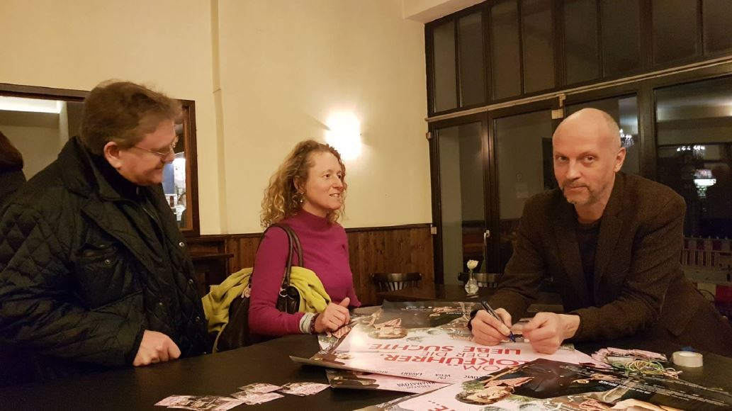Vom Lokführer,  der die Liebe suchte... Zu Gast: Regisseur Veit Helmer.