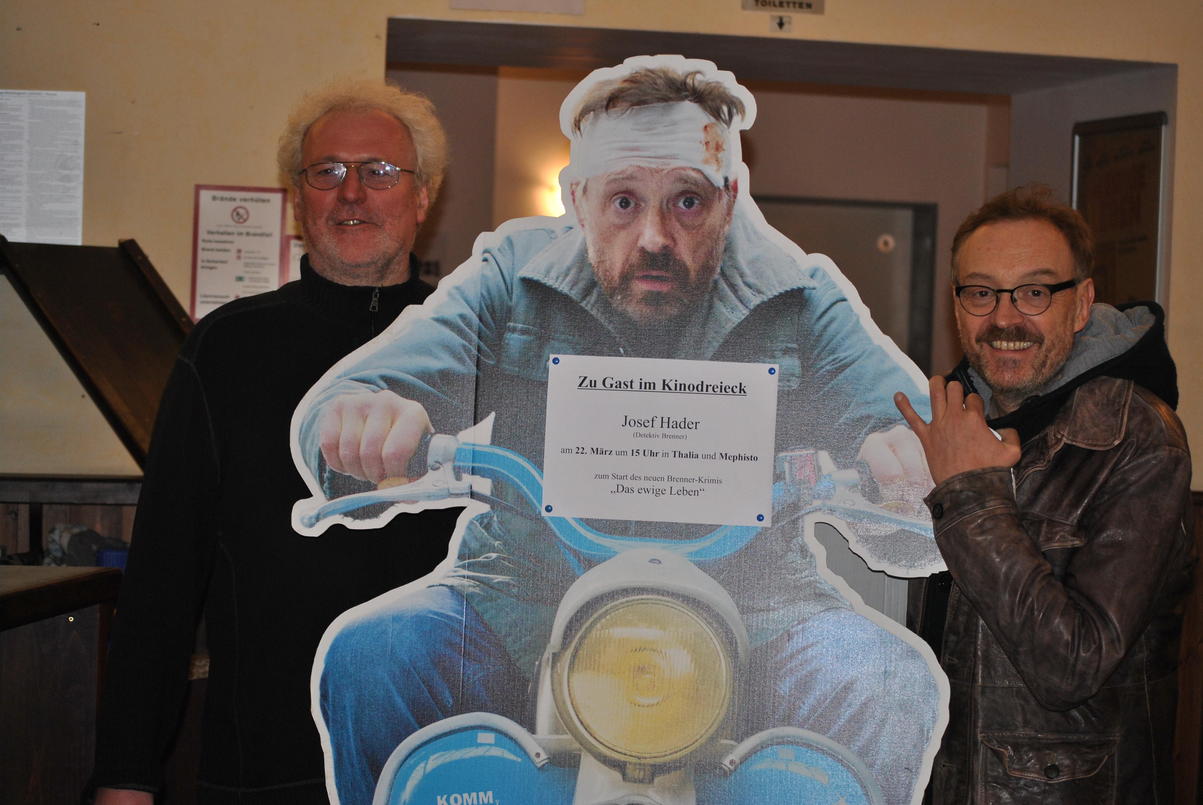 Foto 3 Zu Gast: Josef Hader: DAS EWIGE LEBEN.