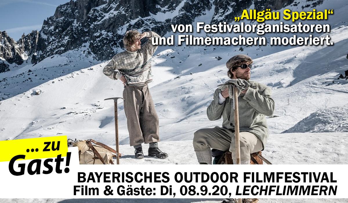 Allgäu Spezial - Bayerisches Outdoor Filmfest