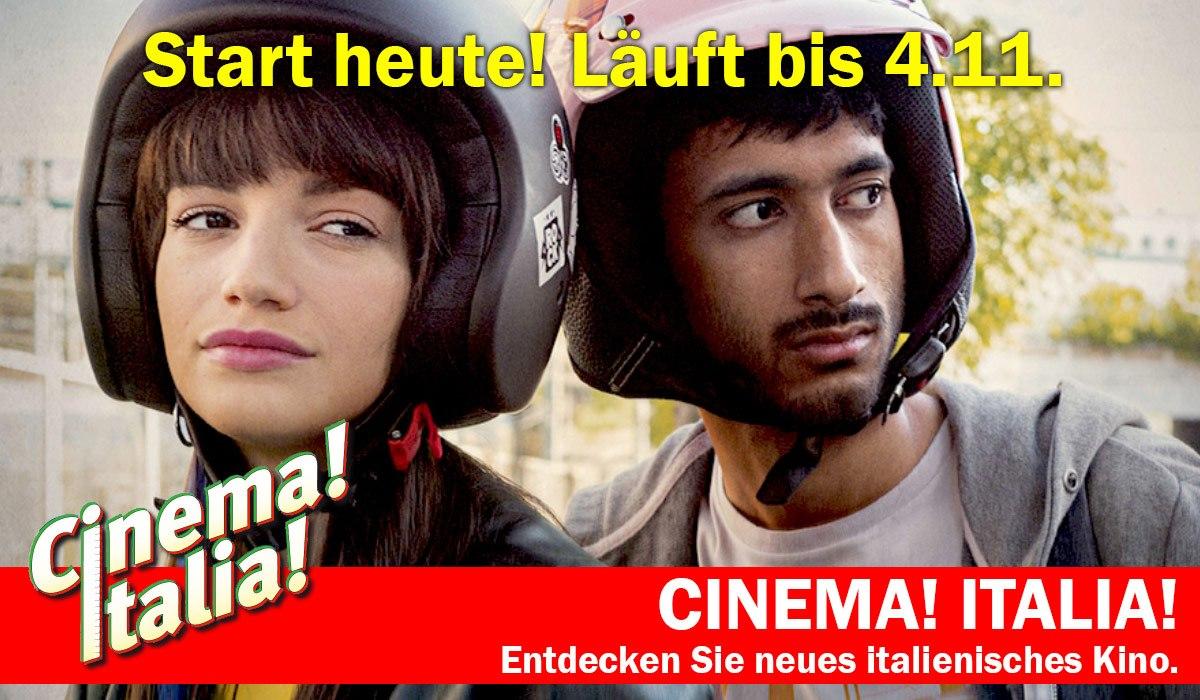 CINEMA ITALIA im Kinodreieck.
