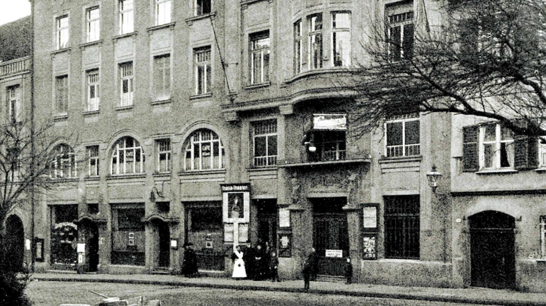 Das Thalia in Augsburg ist das zweitälteste Kino Deutschlands