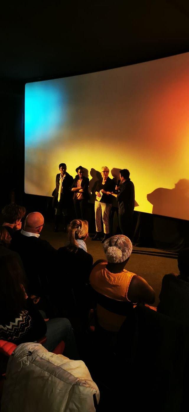 Zu Gast in Augsburg: Regisseurin Beryl Magoko. IN SEARCH...