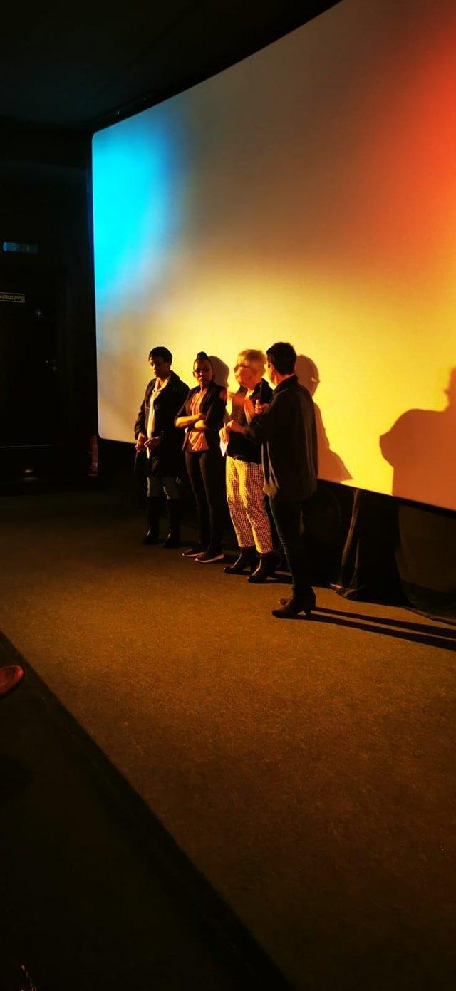 Foto 2 Zu Gast in Augsburg: Regisseurin Beryl Magoko. IN SEARCH...