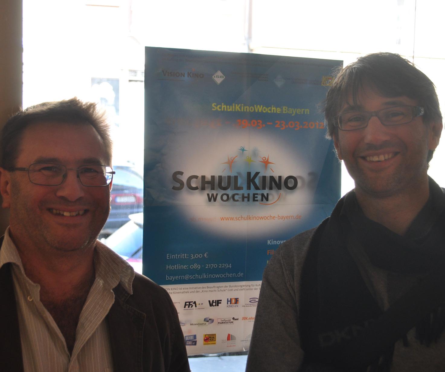 Wintertochter: Regisseure Schmidt zu Gast