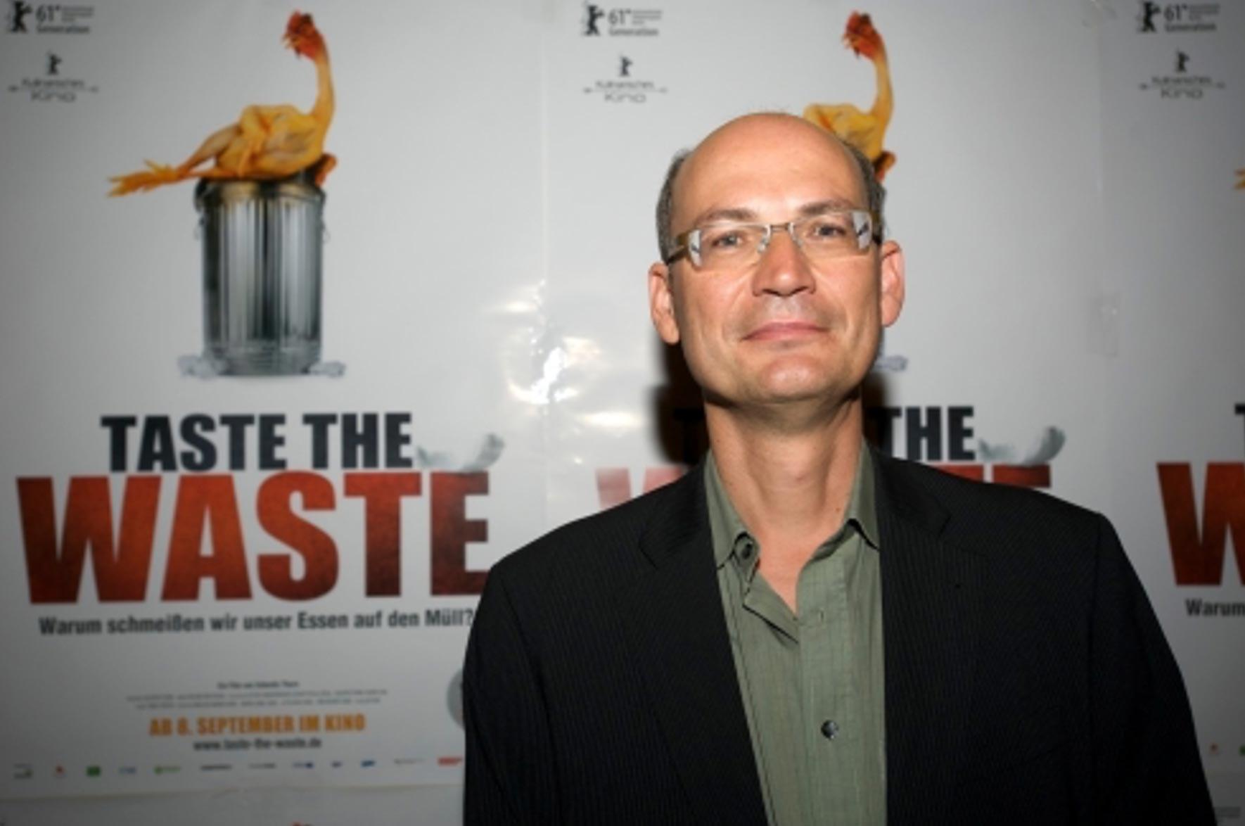 TASTE THE WASTE mit Regisseur Valentin Thurn