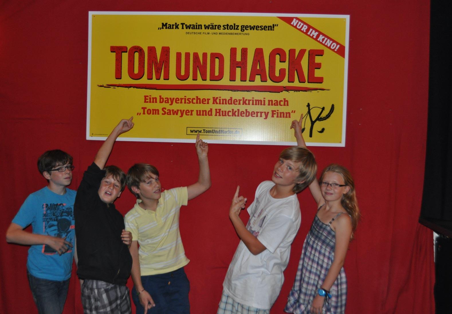 Foto 2 Premiere TOM UND HACKE mit dem gesamten Filmteam