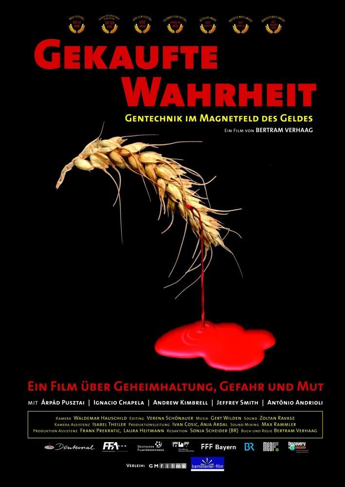 Zu Gast Regisseur Bertram Verhaag - GEKAUFTE WAHRHEIT