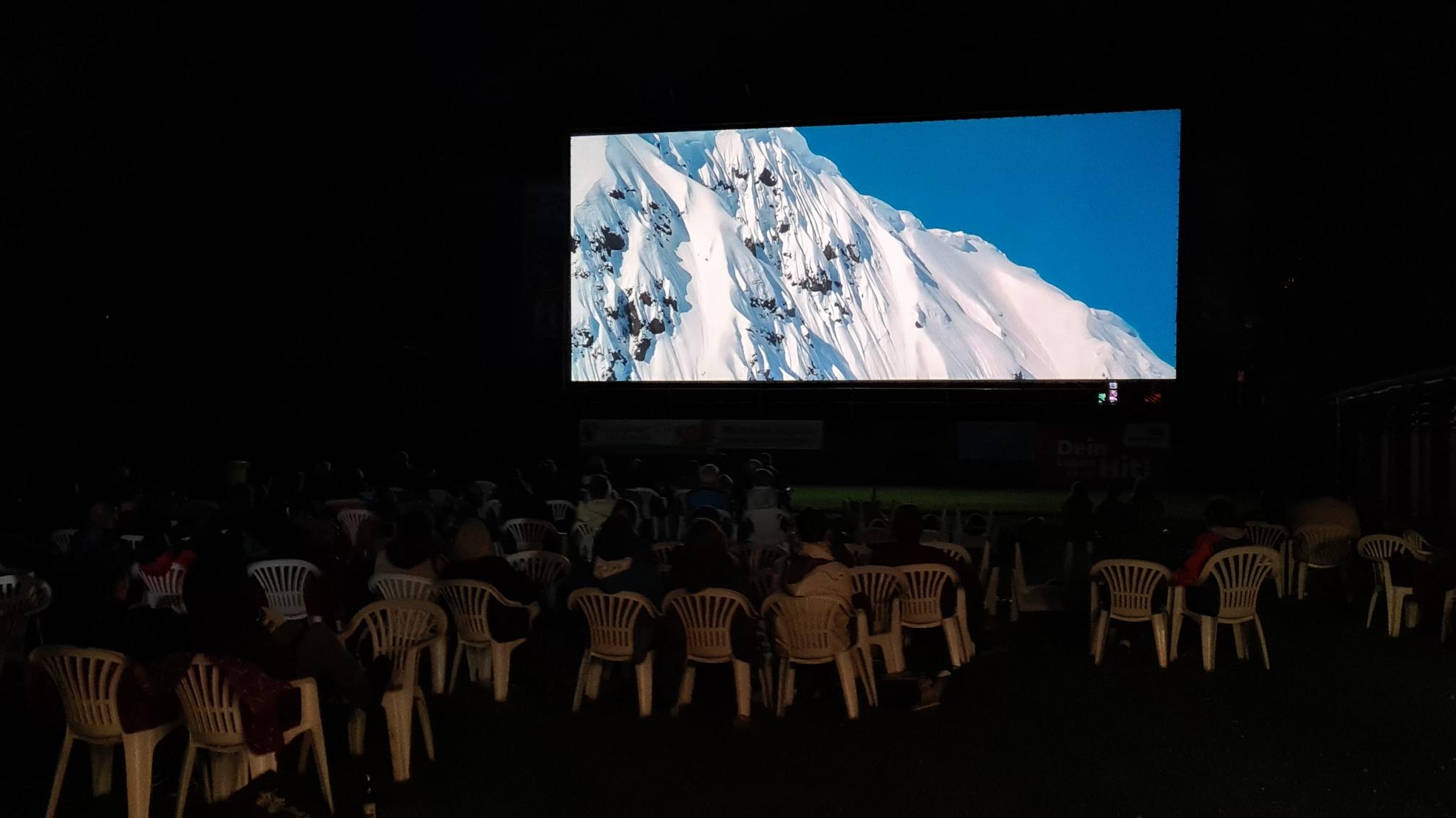 Alpen Film festival zu Gast