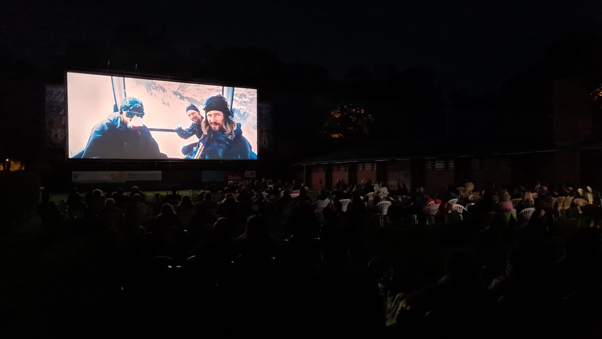 Foto 2 Alpen Film festival zu Gast