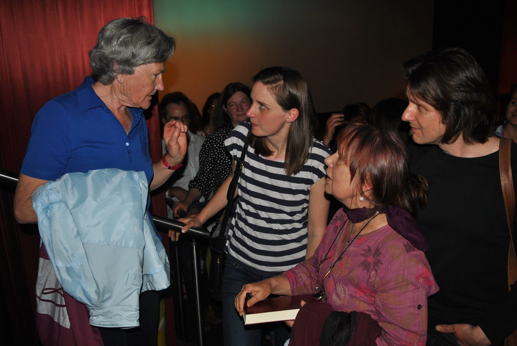 Foto 1 Zu Gast: Regisseurin Bettina Blümner - PARCOURS D´AMOUR
