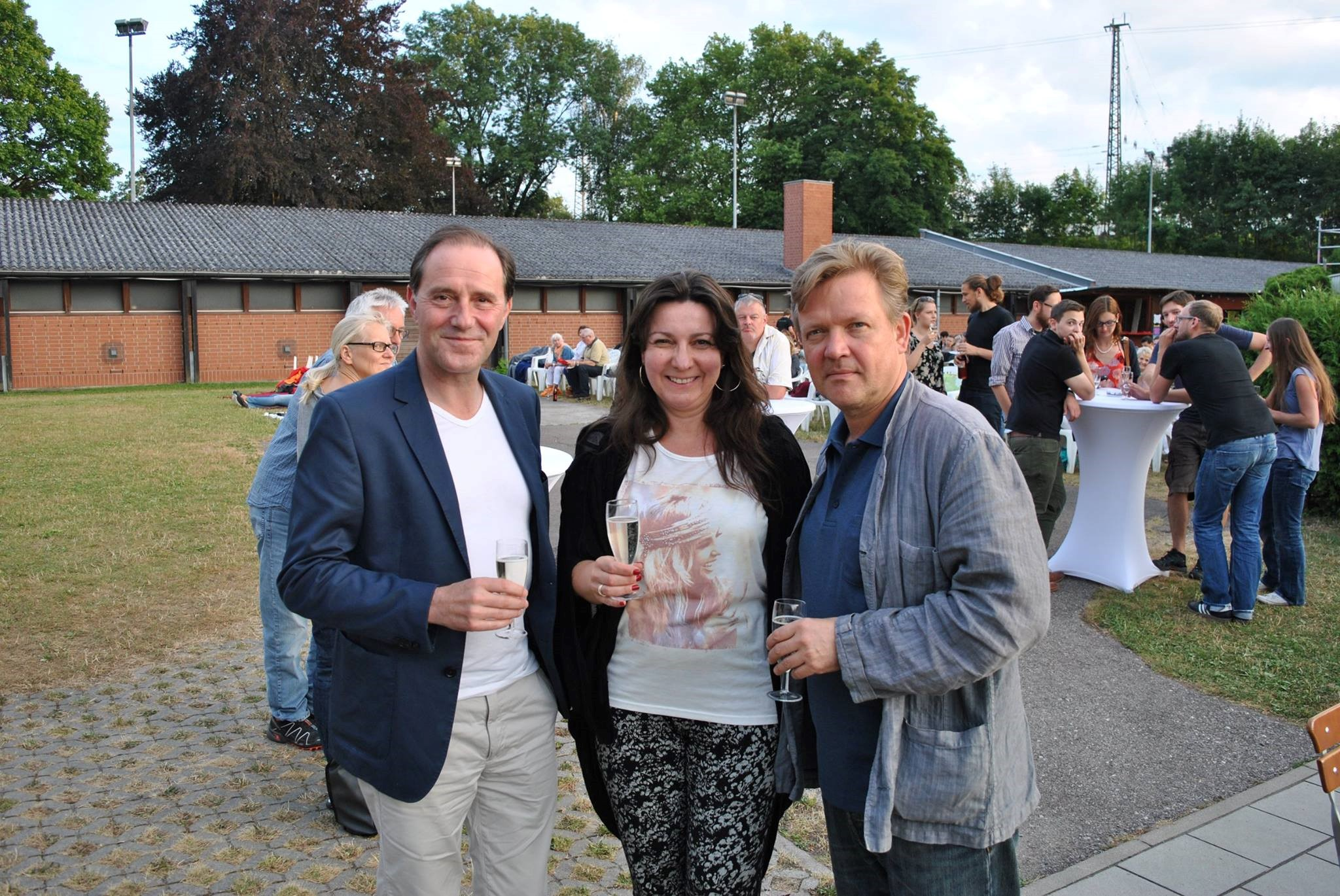 Gast: Stefan Kurt und Justus von Dohnanyi: DESASTER