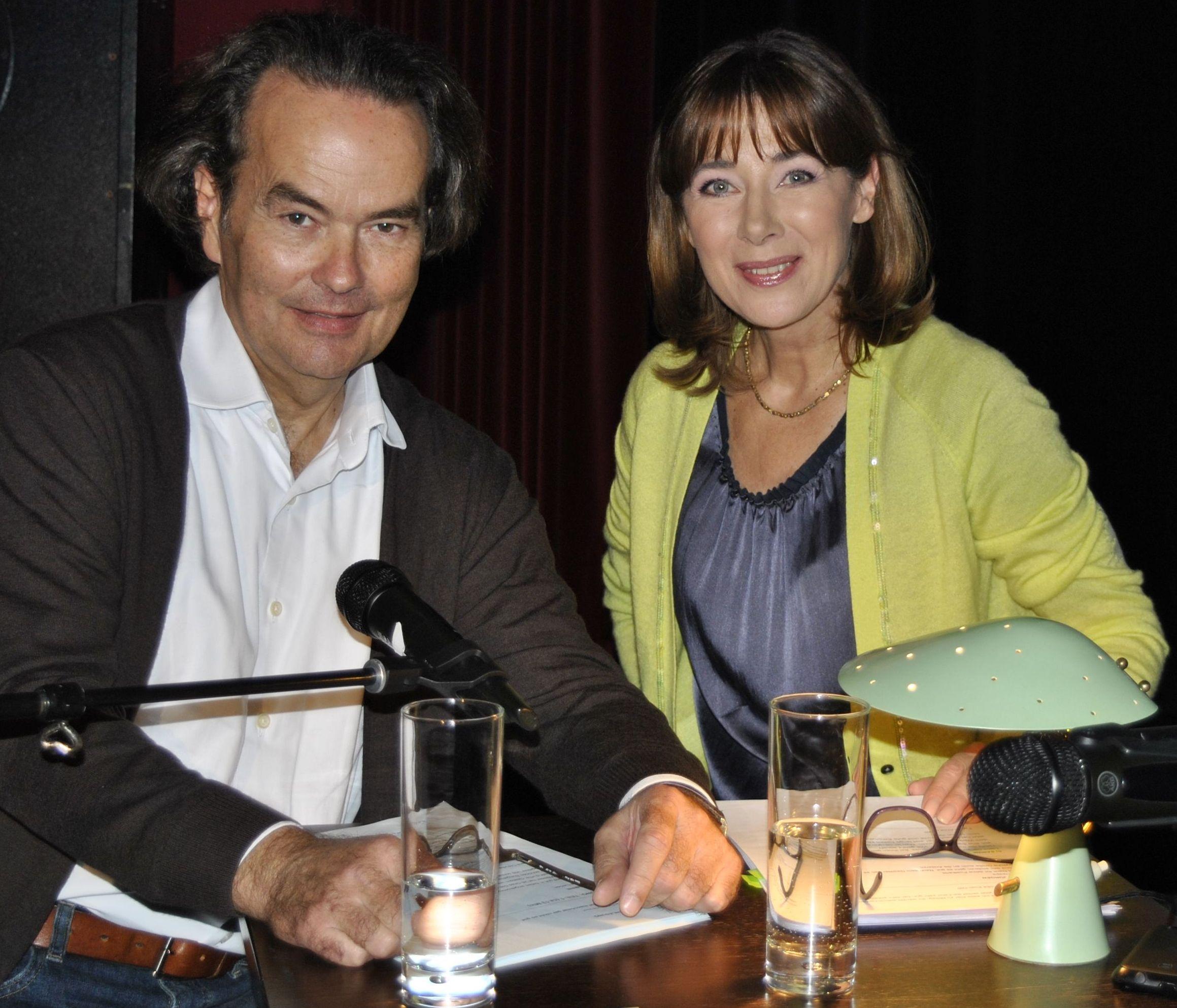 Gast: Sabine Sauer und Hans Jürgen Stocker