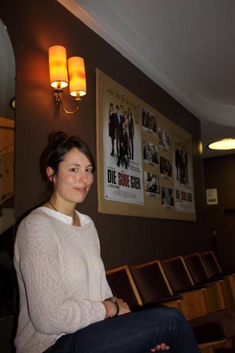Zu Gast: Regisseurin Lena Gschossmann - FREMDENZIMMER