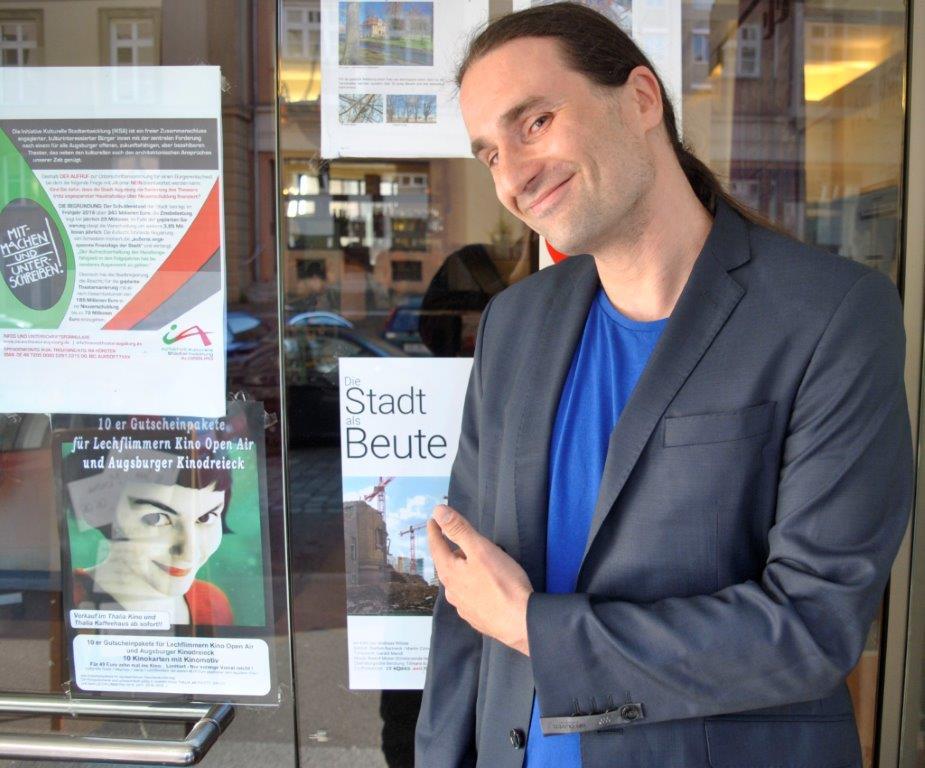 Zu Gast: Regisseur Andreas Wilcke