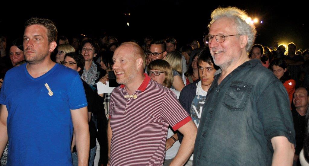 SCHWEINSKOPF AL DENTE - Premieren-Gäste