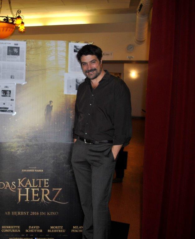 Regisseur Johannes Naber: DAS KALTE HERZ