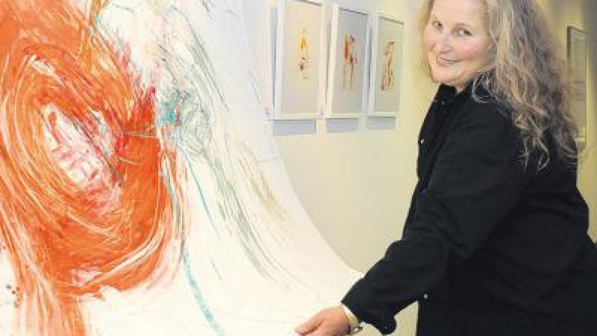 Schauspielerin Anna Ottmann zu Gast: SCHWESTER WEISS